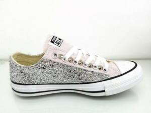 converse all star basse rose