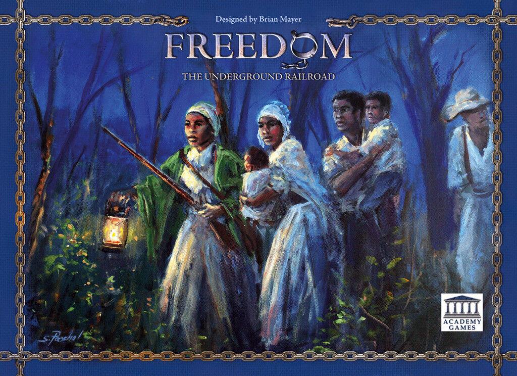 Freedom - The Underground Railroad - Board Game
