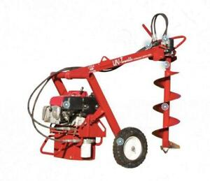 HOC HYDNTV11H UN-TOWABLE LITTLE BEAVER HYDRAULIC AUGER + 1 YEAR WARRANTY + FREE SHIPPING Canada Preview