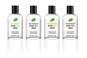 GLYCOLIC-ACID-PEEL-30ML-Acne-your-choice-of-10-to-70