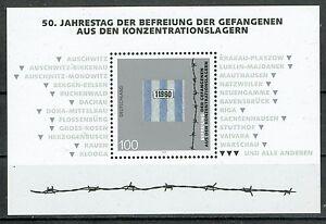 Federal-Minr-Bloc-32-50-Anniversaire-le-Liberation-le-des-Prisonniers-Neuf