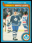 1979 80 OPC O PEE CHEE #153 LANNY McDONALD NM TOROMTO MAPLE LEAFS HOCKEY CARD