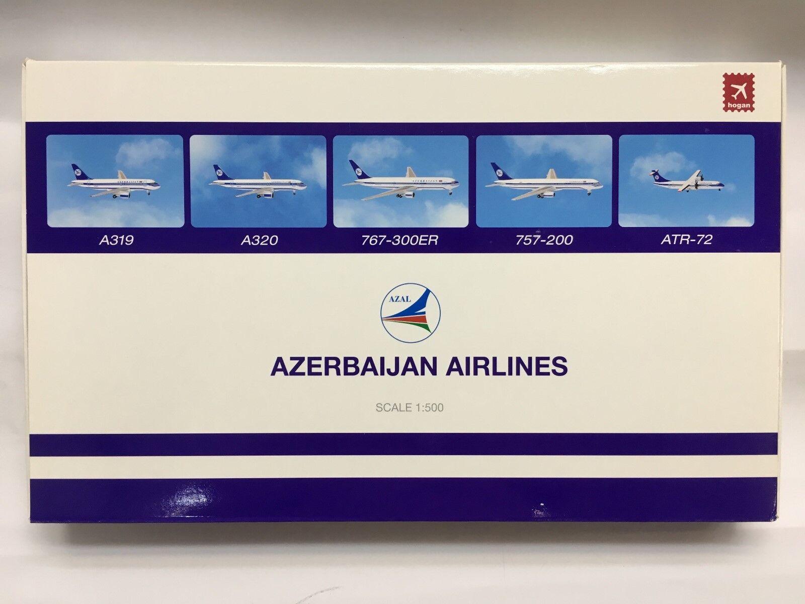 precio mas barato Hogan Wings 9802, Azerbaiyán Airlines 5in1  ATR-72, A319, A319, A319, A320, 757-200, 767-300  venta al por mayor barato