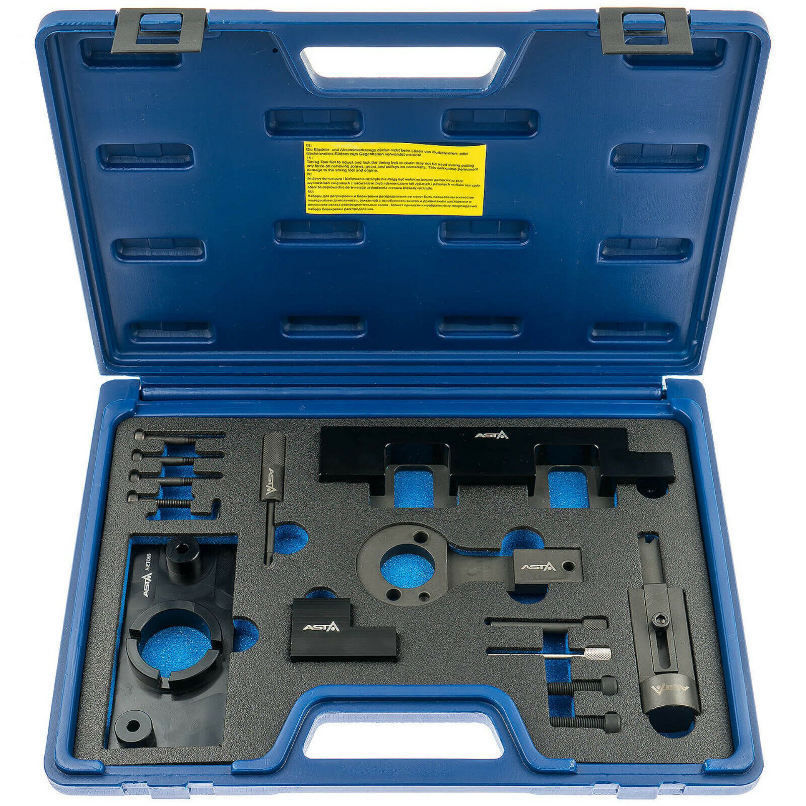A-ET055 Engine Timing Chain Comprehensive Tool Set Vauxhall// Opel 2.0 CDTi 2014