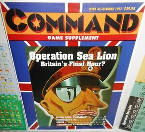 2-WARGAMES-Command-45-WW2-Op-Sea-Lion-Yarmuk-636AD-Islam-Wins-Holy-Land