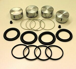 FORD-ESCORT-MK2-RS1800-RS2000-amp-MEXICO-SET-OF-4-FRONT-CALIPER-PISTONS-amp-SEALS