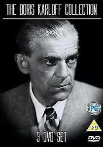 The-Boris-Karloff-Collection-Neuf-DVD-730299