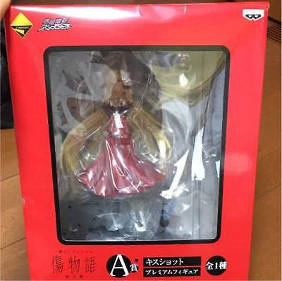 KIZUMONOGATARI figure Kiss-shot premium A Ichiban kuji Monogatari series NEW