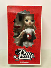 Pullip Panda by Jun Planning Original pink hair black white costume in bag NRFB