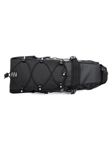 Lixada Bike Saddle Bag 3-10L Large-capacity Tail bag Storage Under Seat Bag Y0L2