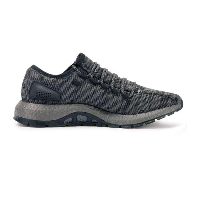 b0669b1d4cf35 adidas Pureboost Men s All Terrain Size 9 Gray Black Cg2990 Running ...