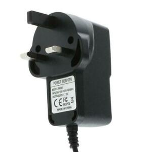 UK Plug Power Supply AC 100-240V to DC 5V 2A Switching Converter Adapter New