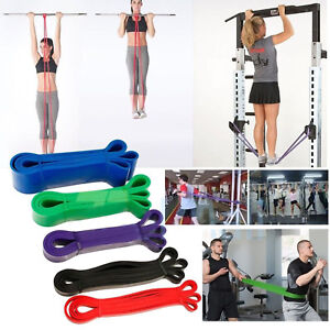 Single Set Workout Bands Stretch Bands Resistance Bands Pull Up Exercise