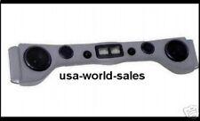 Brand New 6-Speaker Soundbar Jeep Wrangler Cj Tj Yj Sound Bar Grey
