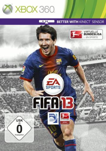 1 von 1 - FIFA 13 (Microsoft Xbox 360, 2012, DVD-Box)