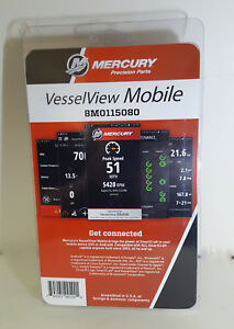 Details about NEW Mercury Smartcraft Vessel View Mobile Kit 8M0115080 OEM /  iOS / Android