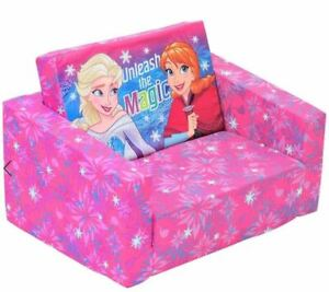 Pleasant Details About New Kids Flip Out Flipout Sofa Bed Day Bed Frozen Elsa Anna Short Links Chair Design For Home Short Linksinfo