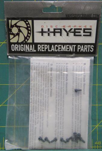El Camino 98-17715 10 Pack Hayes Master Cylinder Bleed Screw