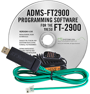 ADMS-2900-Programming-Software-and-USB-29F-cable-for-the-Yaesu-FT-2900R