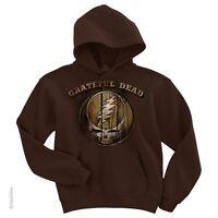 Grateful Dead-dead Brand-hoodie-sweatshirt M-l-xl,xxl Garcia, Lesh, Wier