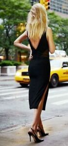 LANVIN-820-silk-chic-black-shealth-pencil-tired-open-back-dress-10-S