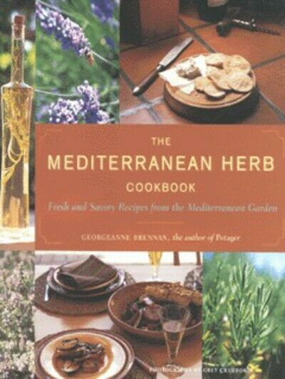 The Mediterranean herb cookbook: fresh and savory recipes from the Amazing Value