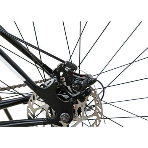 XC550 Road Bike Mens or Womens Bikes 49cm//54cm Bicycle Disc Brakes 21 Speed 700C