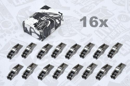 16x Towing Lever Rocker Arm Set Citroen Fiat Ford Peugeot 2,0 9651263580