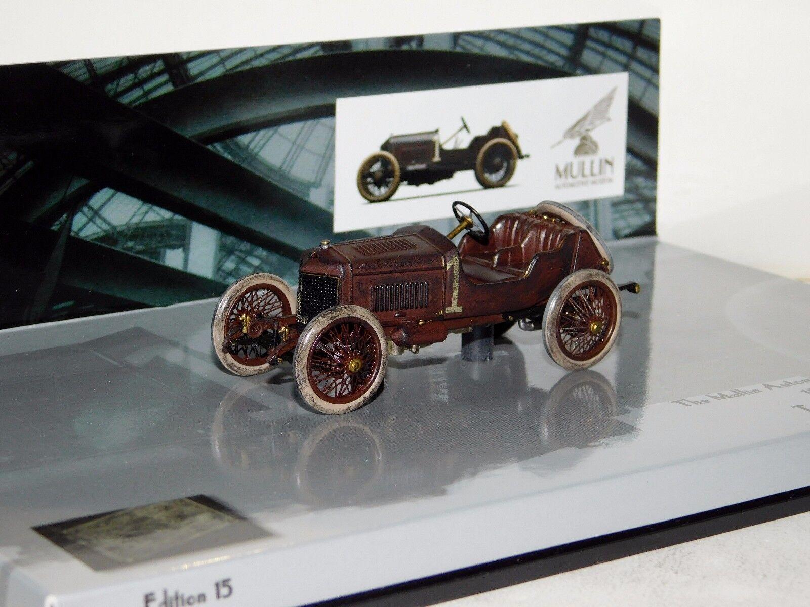 Hispano Suiza Suiza Suiza 45CR Alfonso XIII 1911 Mullin Museo Minichamps 437110900 1 43 e970b8
