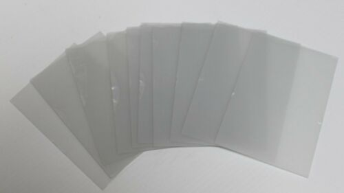 """10 Pack PETG CLEAR PLASTIC SHEET 0.040/"""" X 8/"""" X 10/"""" VACUUM FORMING BODY HOBBY"""