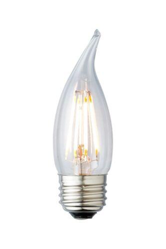 LED Candelbra LTCA26C18024K1 Archipelago Flame Tip 2W 180 Lumens E26