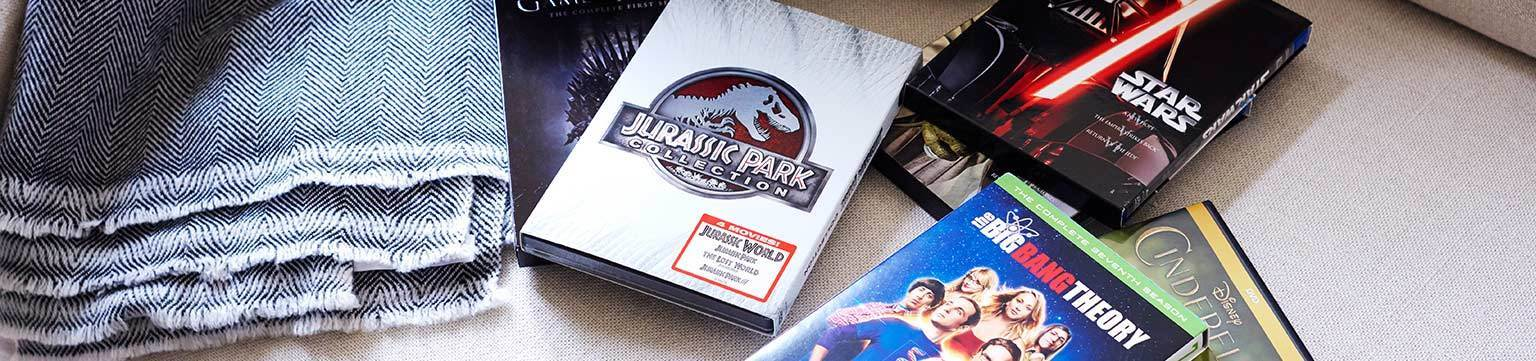 Incredible Deals on DVD and Blu-rays | Free Shipping