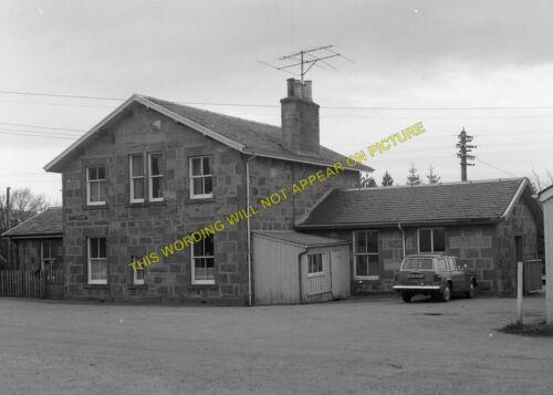 Bonar Bridge Railway Station Photo 15 Edderton Culrain Ardgay Highland.