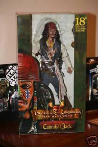Pirates Des Caraïbes Cannibal Jack 18 Pirates Of The Caribbean Cannibal Jack 18