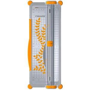 A4 FISKARS Guillotine Paper Trimmer Replacement Cutter Ruler A3