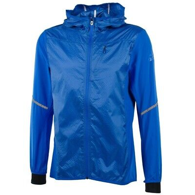 Laufjacke Herren Männer Strong Roadrunner Running Jacke mit Kapuze Blau adidas | eBay