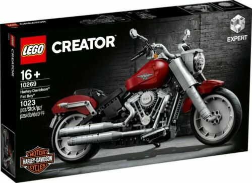 LEGO 10269 Creator Harley-Davidson Fat Boy NEU OVP