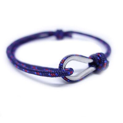 bracelet cuir poulie