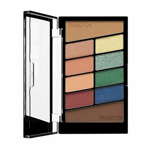 Wet n Wild Color Icon 10 Pan Palette Stop Playing Safe Multicolor color 10 g