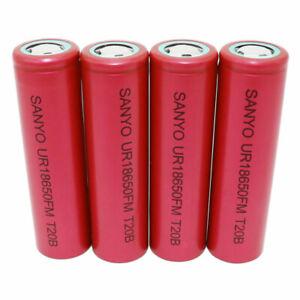 4X-18650-30A-3000mAh-High-Drain-3-7V-Li-ion-Rechargeable-Battery