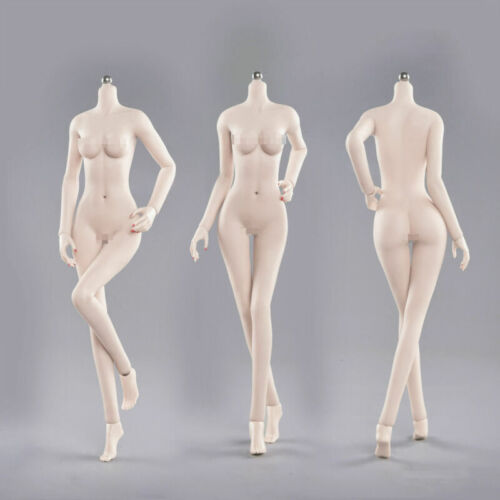 "1//6 Female Seamless Figure Body w//Bikini Set for 12/"" Phicen TBLeague Hot Toys"