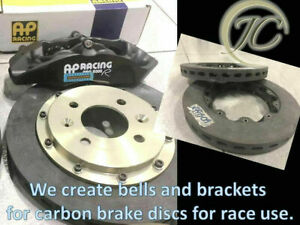BREMBO ALCON ENDLESS AP RACING BRAKE ADAPTER CALIPERS BRACKET BELLS ANODISED CAD