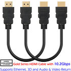 50CM Premium HDMI Cable 3D Full HD 1080P 4K High Speed Gold Plated - 1.5FT 2FT