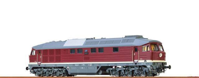 H0 Diesellok BR132 DR Ep.IV analog DC Basic+ Brawa 41434