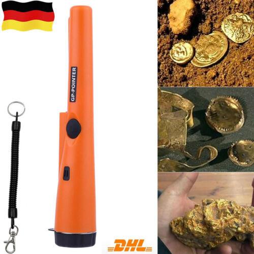 Metallsuchgerät Metalldetektor Schatzsuche Tiefensonde Metallortungsgerät Gold