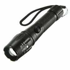 Bright Legacy Lumify X9 XT11 Style Tactical LED Flashlight Blackhawk Torch Lamp
