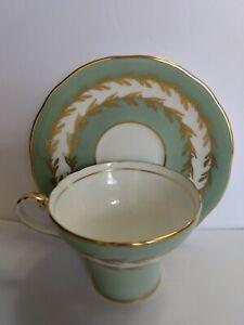 Anysley-Tea-Cup-amp-Saucer-Vintage-England-Bone-China-1706