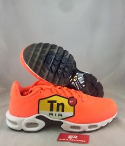 Details about New Nike Air Max Plus NS GPX Men's AJ7181 800 Tuned Air TN Orange Black c1