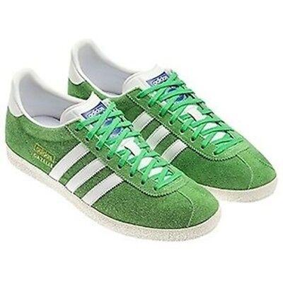 Nr 42 Adidas Gazelle Suede Suede Green Light Q23178 | eBay