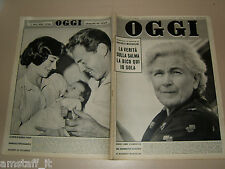 OGGI=1957/37=MARISA PAVAN=ANDREA FRASCHETTI=MARIO DEL MONACO=HELEN MARTINI=